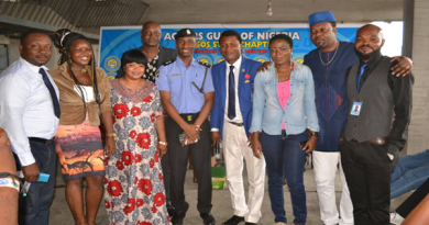 Lagos Police Command visits AGN Lagos