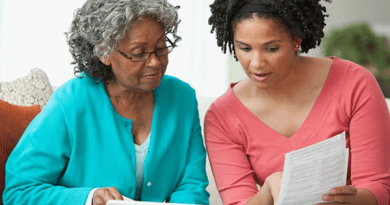 Protect elders from scam