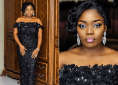 Bisola Aiyeola's Stunning Look To Picture Perfect Movie Premier