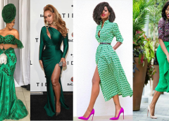 Trendy Ways To Step Out In Charming Green