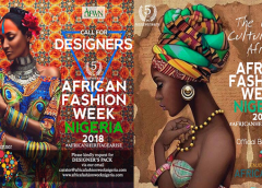 Africa Fashion Week Nigeria 2018 Unveils 'Enjoy Lagos' As Official Partner
