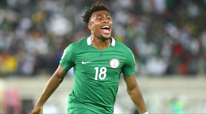 Super Eagles Forward