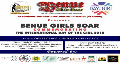 Benue Girls Soar