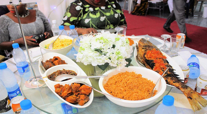 Perfect Nigerian Party