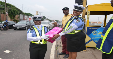 Lagos Traffic Police Boss