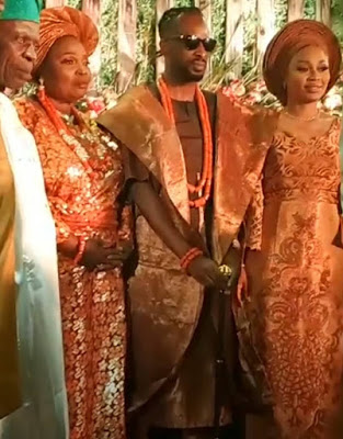 9ice Ties The Knot