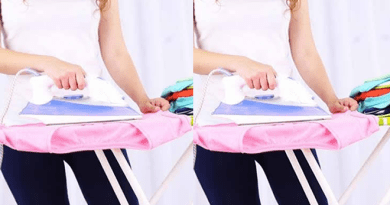 Ironing Your Underwear