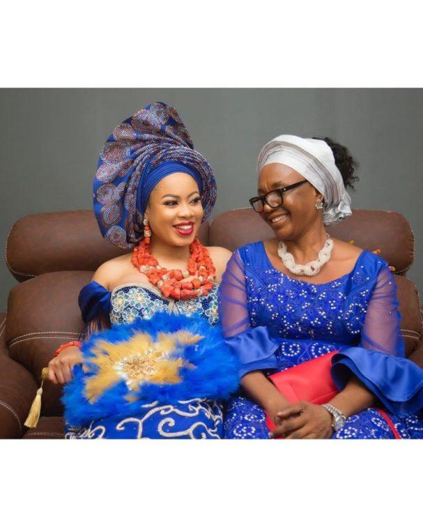 Newly Married BBNaija Nina