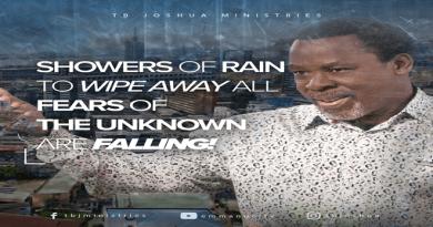 Showers Of Rain