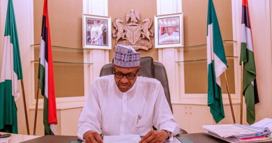 Buhari To Address NASS