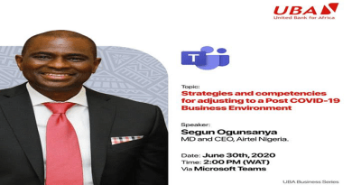 UBA Business Series