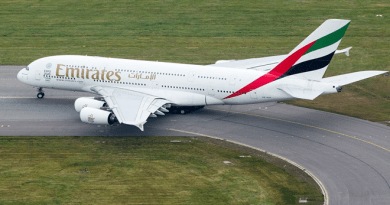Emirates' Resumption Of Flights