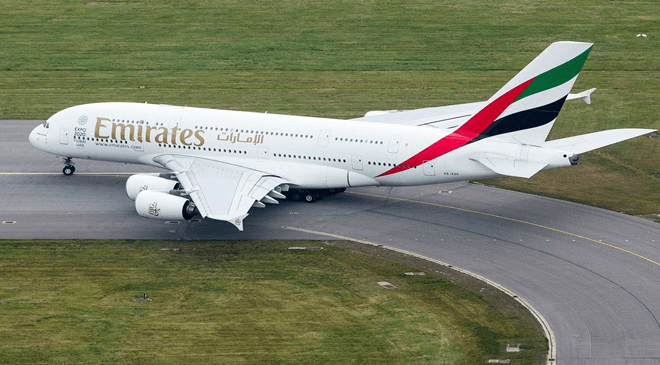 Emirates' Resumption Of Flights