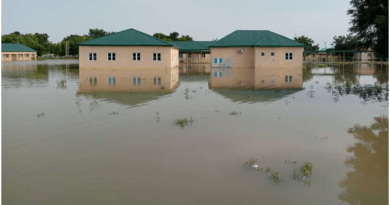 Flood Kills Five