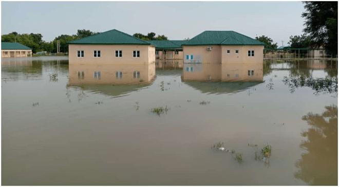 Flood Kills Five