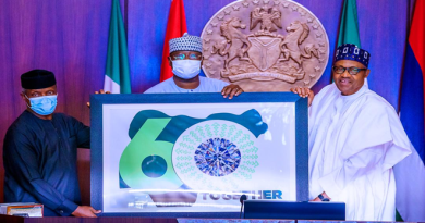 Nigeria At 60 Logo