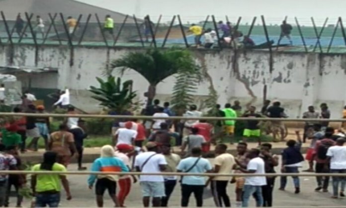 25 Out Of 1900 Edo Inmates Who Escaped Voluntarily Return
