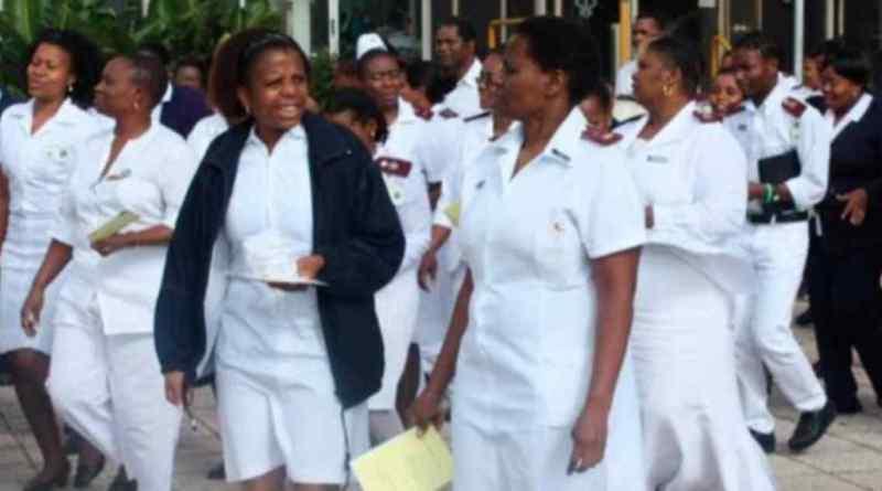 Aggrieved Nurses