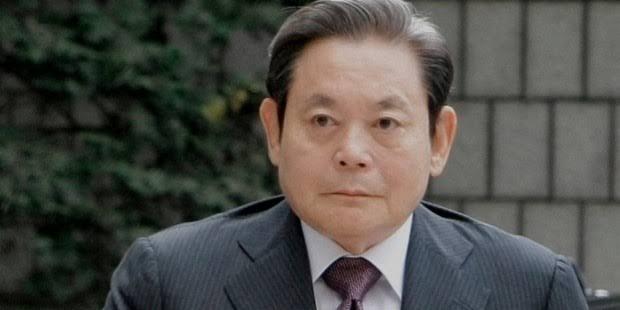 Samsung Electronics Chairman, Kun-hee Lee Dies At 78