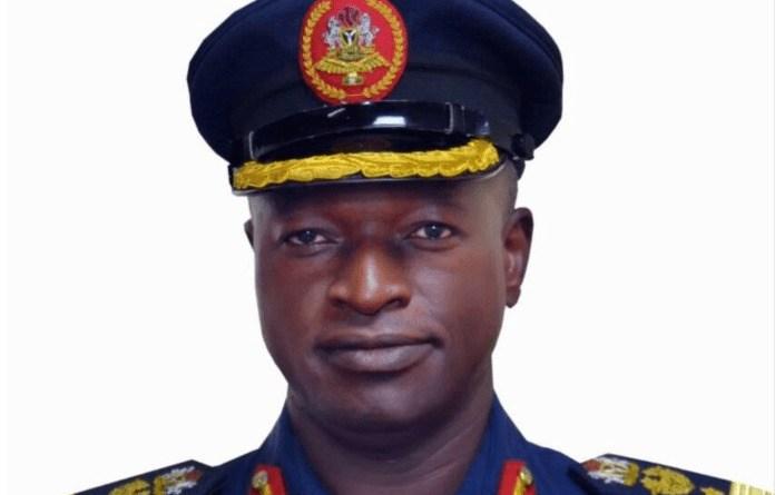 NAOSRE Congratulates Air Force Spokesman On Promotion