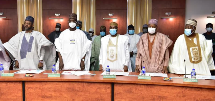 Northern Governors Call
