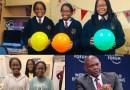 Photos: Tony Elumelu Celebrates Triplet Daughters On Their 14th Birthday