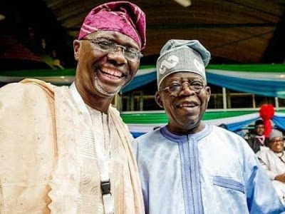 Sanwo-Olu Names Building After Bola Tinubu, Warns Youths Against Destruction Of Govt Assets
