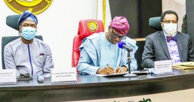 Lagos Rebuilding Trust Fund