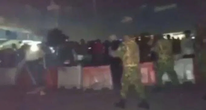 CCTV Footage Reveals