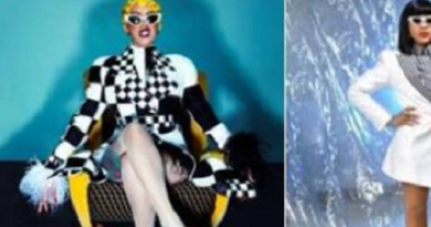 Cardi B Praises Erica's Fashion Style After Twitter Comparison