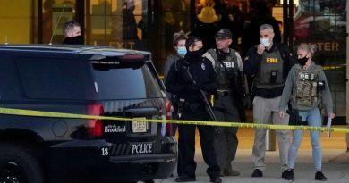 US Mall Shooting
