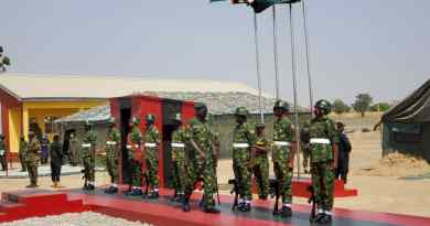 General Buratai Charges Army