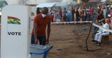 Ghana Heads To Polls
