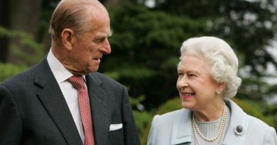 Prince Philip Receive COVID-19 Vaccine