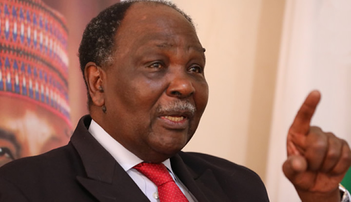 Gowon Accepts 48-Year-Old Son