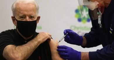Second COVID-19 Vaccine Shot