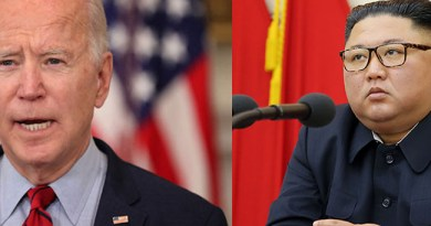 Biden Warns North Korea
