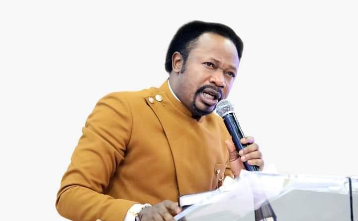 """Video: """"COVID-19 Vaccine Is Not The Mark Of The Beast, You Can Take It"""" – Prophet  Joshua Iginla"""