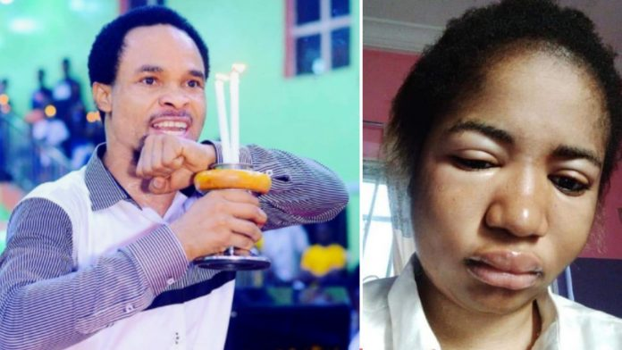 Video: Finally, Prophet Odumeje Forgives Ada Jesus, Gives Her N1 Million