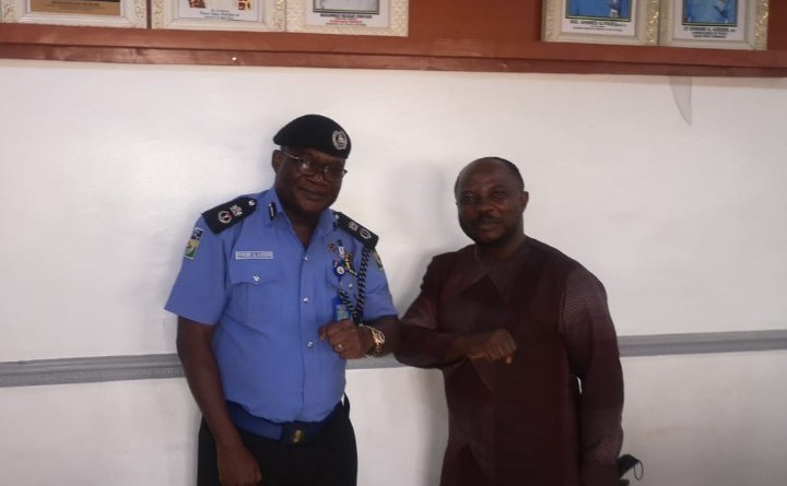 Ogun Police Commissioner Applauds NAOSRE, Sues For Fairness