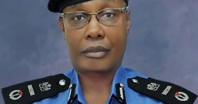 New Commissioner Of Police
