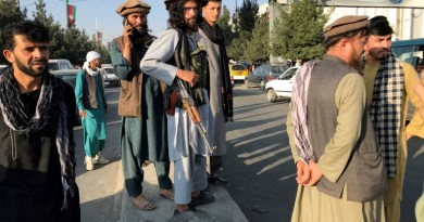 Takeover Of Afghanistan