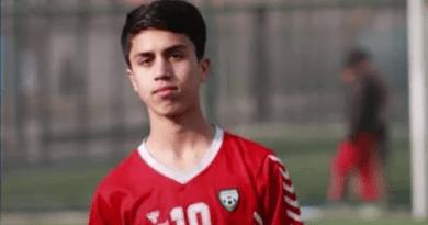 Afghan Footballer