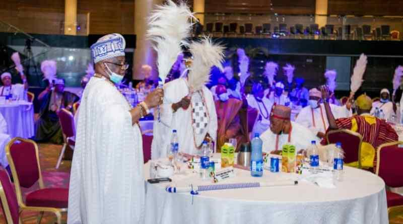 Lagos Monarchs Endorse Tinubu