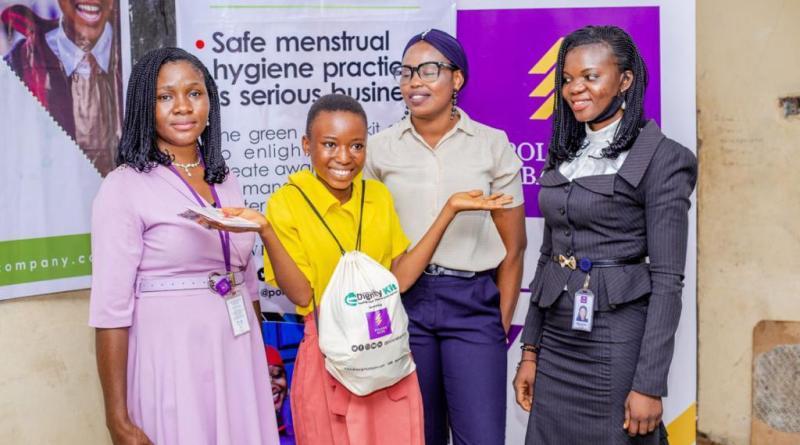 Polaris Bank Feminine Hygiene Initiative