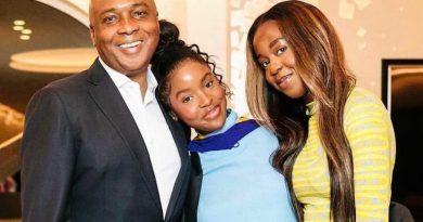Bukola Saraki's Daughter Bags Bachelor's Degree From London Varsity