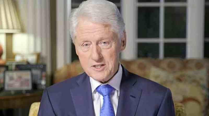 Bill Clinton Discharged