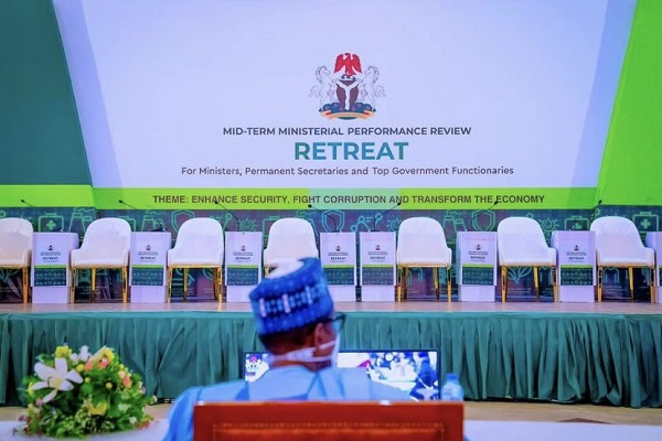 Buhari Lists Achievements