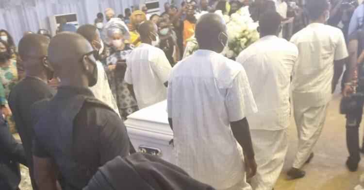 Captain Hosa Okunbo Buried