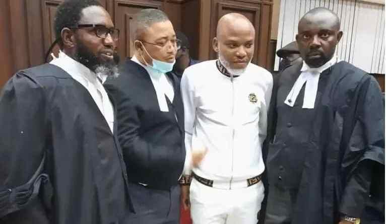 Nnamdi Kanu Pleads Not Guilty